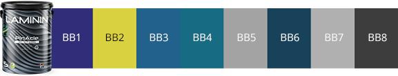 Laminin PinAcle Standard Colours